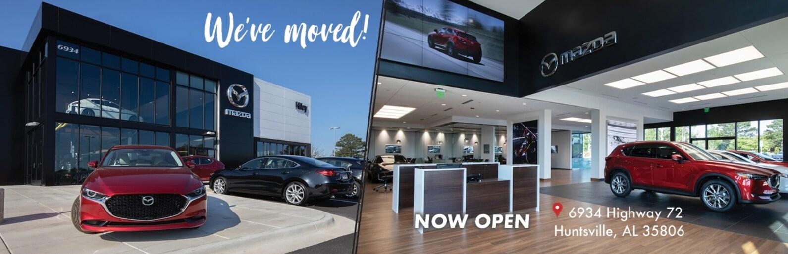 Used Cars Huntsville Al >> Hiley Mazda Of Huntsville New Mazda Used Car Dealer