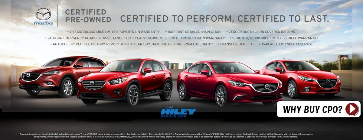 Hiley Mazda Of Hurst, Irving, Bedford TX | New U0026 Used Mazda Cars, Parts,  Service In Hurst TX
