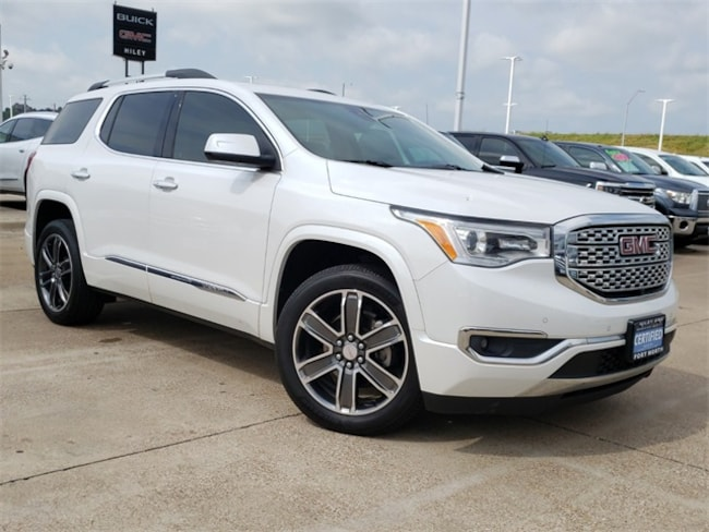 Gmc Acadia Denali For Sale >> Used 2017 Gmc Acadia For Sale Fort Worth Tx Stock U1520