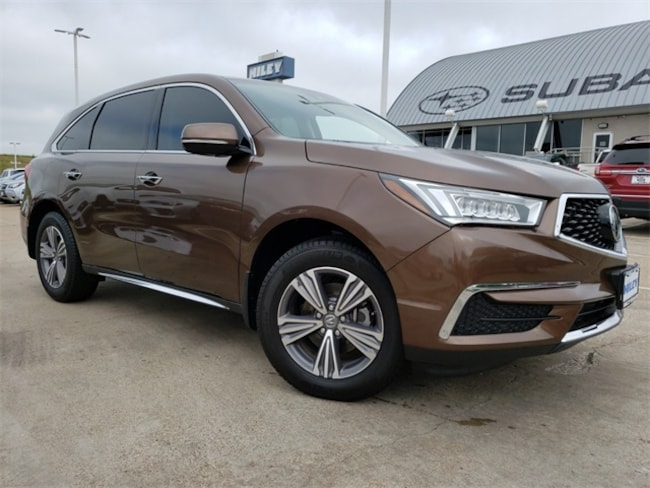 Acura Fort Worth >> Used 2019 Acura Mdx For Sale Fort Worth Tx Stock U1521