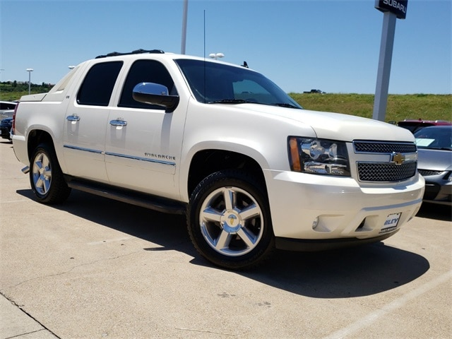 2012 Chevrolet Avalanche 1500 LTZ Truck 3GNTKGE73CG307014