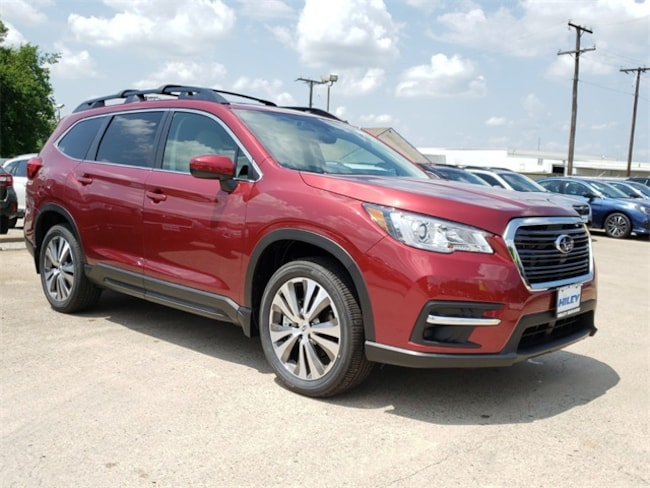 New 2019 Subaru Ascent Premium 7-Passenger SUV For Sale/Lease Fort Worth, Texas