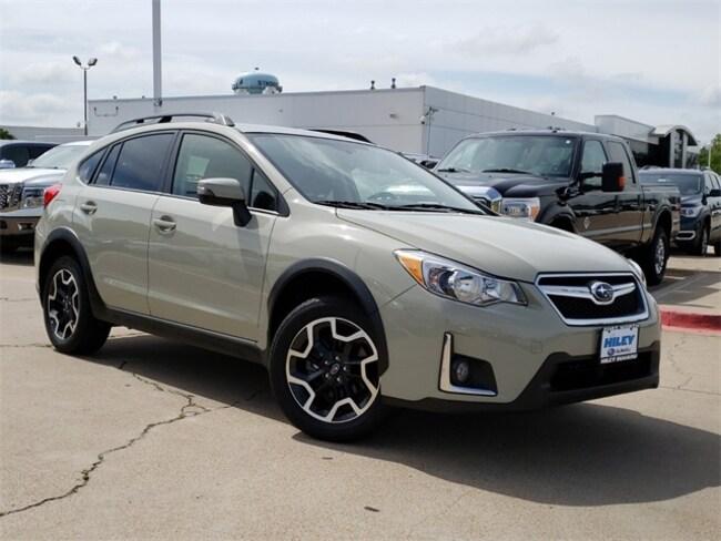 Subaru Crosstrek Used >> Used 2016 Subaru Crosstrek For Sale Fort Worth Tx Stock U1490