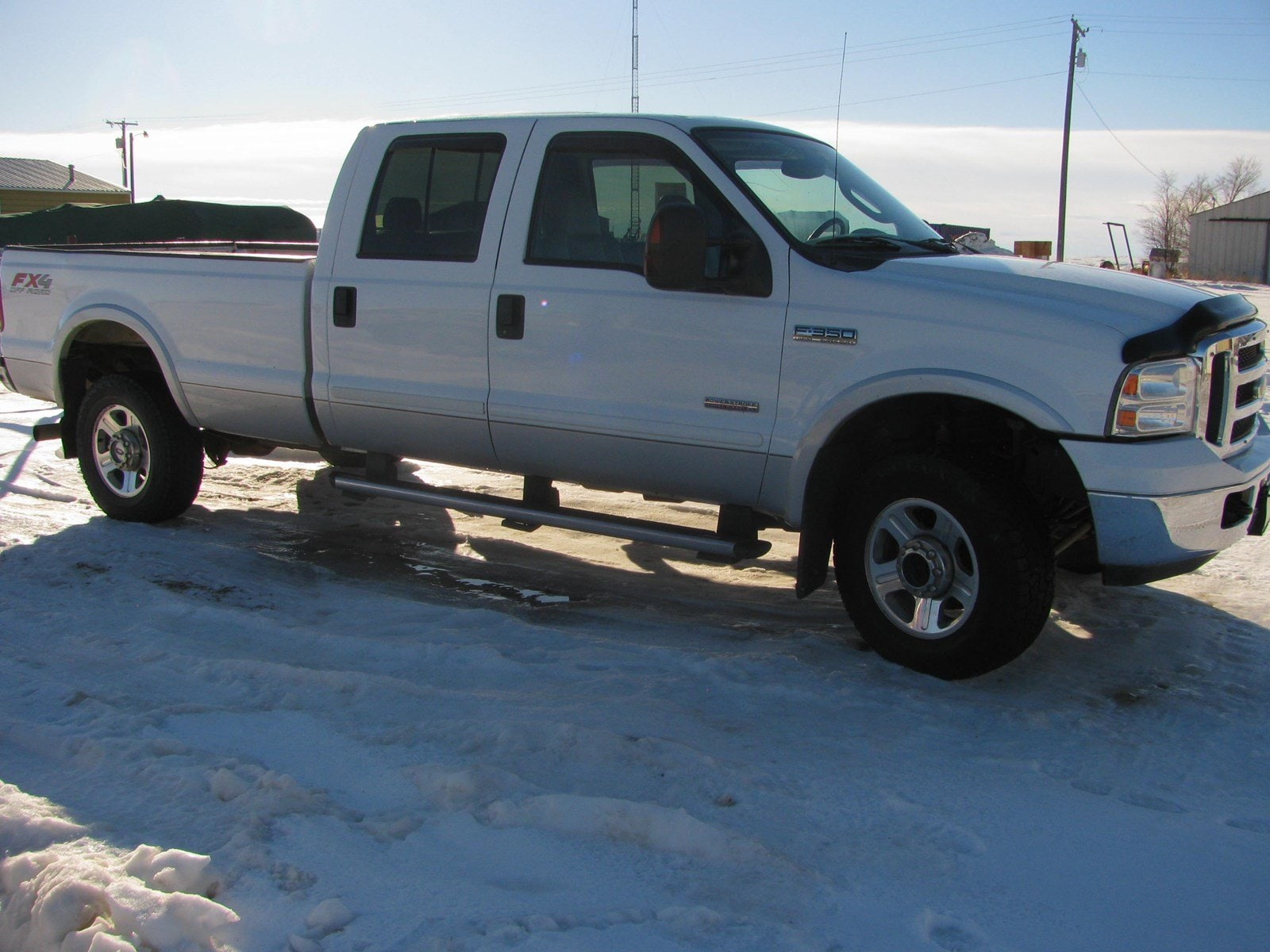 2005 Ford Super Duty F-350 SRW Lari
