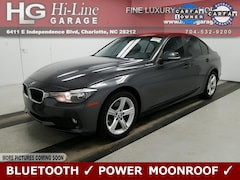 2015 BMW 3 Series 320i w/ Bluetooth & Moonroof Sedan