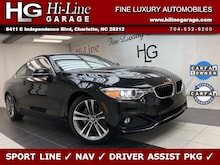 2017 BMW 4 Series 430i Sport Line w/ Driver Assist Pkg Coupe