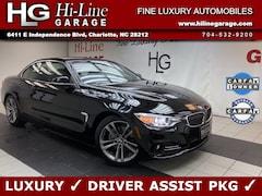 2016 BMW 4 Series 428i Luxury w/ Driver Assist Pkg Convertible