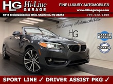 2016 BMW 2 Series 228i Sport Line w/ Driver Assist Pkg Convertible