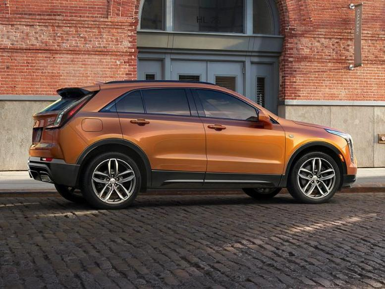 Shop New Cadillac XT4 in Newtown Square, PA