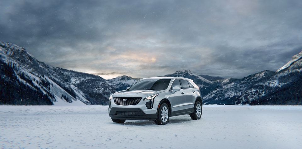 New 2021 Cadillac XT4 For Sale in Newtown Square PA