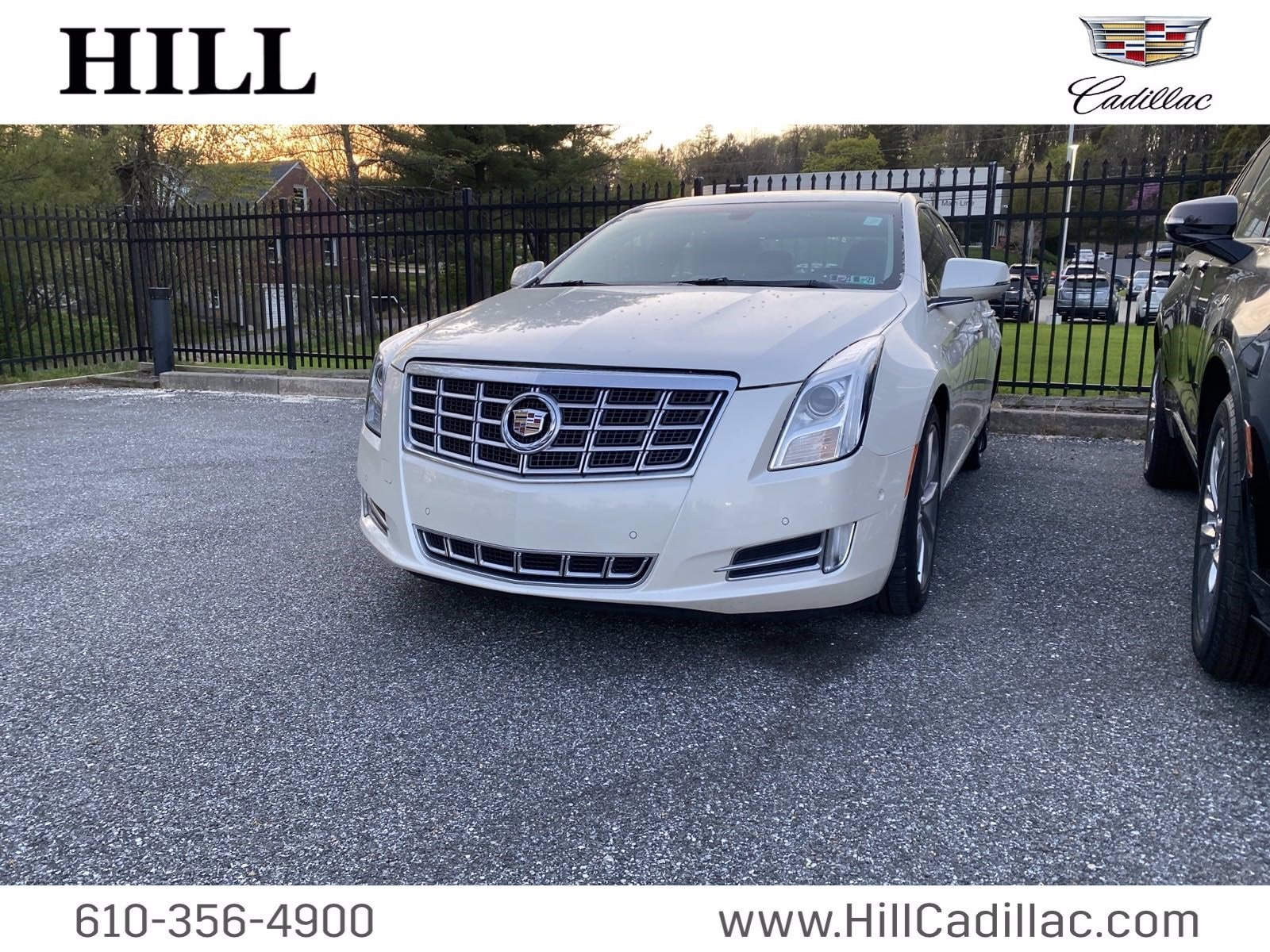 Used Cadillac Xts Newtown Square Pa
