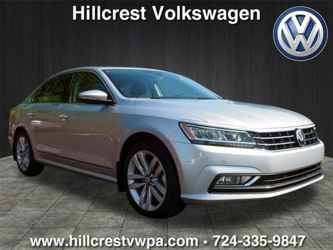 2017 Volkswagen Passat V6 SEL Premium Sedan