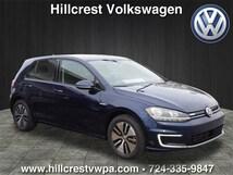 2019 Volkswagen e-Golf SE Hatchback