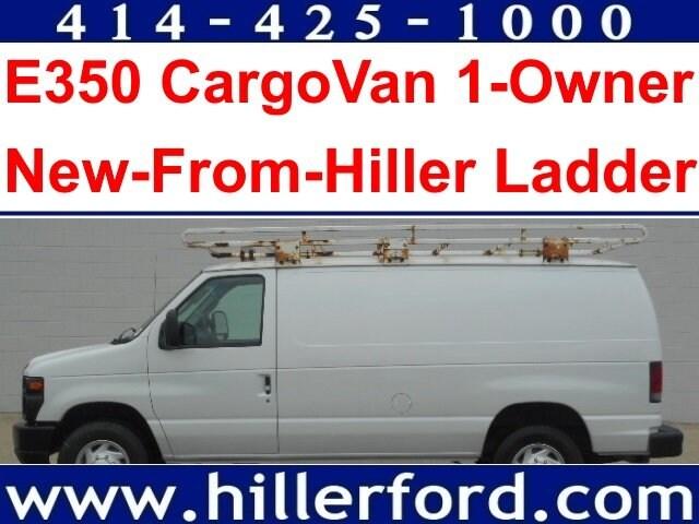 2008 ford e350 cargo van specs