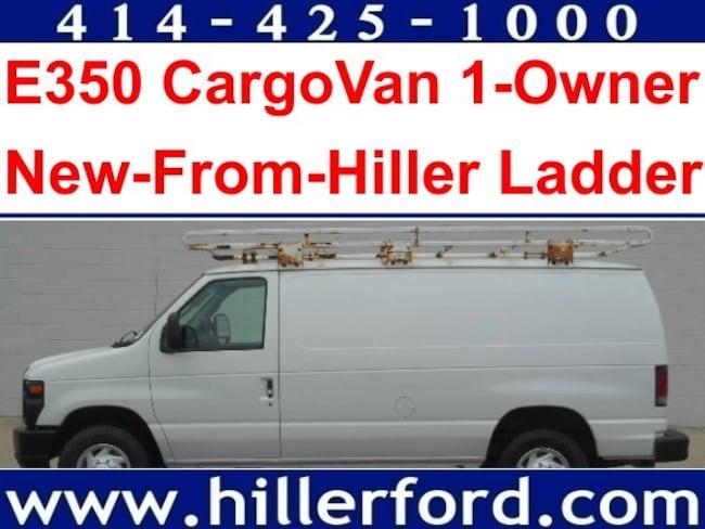 2008 Ford Econoline Cargo Van Commercial E-350 Super Duty Commercial