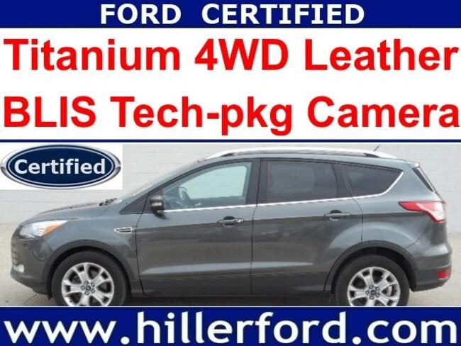 2016 Ford Escape Titanium 4WD  Titanium