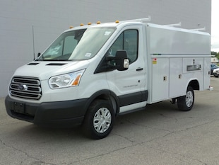 2018 Ford Transit Chassis Cutaway Commercial-truck