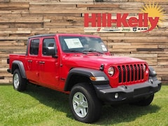 New 2020 Jeep Gladiator SPORT S 4X4 Crew Cab 70004 for Sale in Pensacola near Milton, FL, at Hill Kelly Dodge Chrysler Jeep Ram