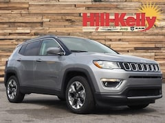 New 2019 Jeep Compass LIMITED FWD Sport Utility 79237 for Sale in Pensacola near Milton, FL, at Hill Kelly Dodge Chrysler Jeep Ram