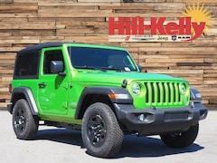 New 2018 Jeep Wrangler SPORT 4X4 Sport Utility 780223 for Sale in Pensacola near Milton, FL, at Hill Kelly Dodge Chrysler Jeep Ram