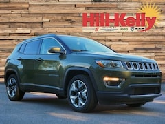New 2019 Jeep Compass LIMITED FWD Sport Utility 79254 for Sale in Pensacola near Milton, FL, at Hill Kelly Dodge Chrysler Jeep Ram