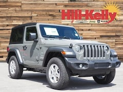 New 2018 Jeep Wrangler SPORT S 4X4 Sport Utility 780201 for Sale in Pensacola near Milton, FL, at Hill Kelly Dodge Chrysler Jeep Ram