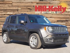 New 2018 Jeep Renegade LATITUDE 4X2 Sport Utility 780554 for Sale in Pensacola near Milton, FL, at Hill Kelly Dodge Chrysler Jeep Ram