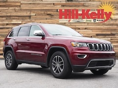 Used 2017 Jeep Grand Cherokee Limited RWD SUV 3963 for Sale near Gulf Breeze, FL, at Hill-Kelly Dodge Chrysler Jeep Ram
