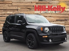 New 2019 Jeep Renegade ALTITUDE FWD Sport Utility 79693 for Sale in Pensacola near Milton, FL, at Hill Kelly Dodge Chrysler Jeep Ram