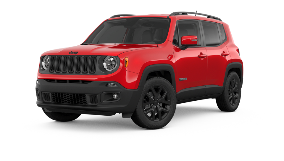 2018 Jeep Renegade for Sale near Milton, FL, at Hill-Kelly ...