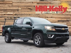 Used 2016 Chevrolet Colorado Z71 Truck Crew Cab T7804761 for Sale in Pensacola at Hill Kelly Dodge Chrysler Jeep Ram