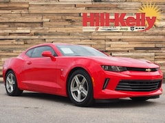 Used 2017 Chevrolet Camaro 1LT Coupe T792911 for Sale in Pensacola at Hill Kelly Dodge Chrysler Jeep Ram