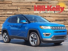 New 2019 Jeep Compass LIMITED FWD Sport Utility 79220 for Sale in Pensacola near Milton, FL, at Hill Kelly Dodge Chrysler Jeep Ram
