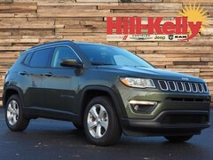 New 2019 Jeep Compass LATITUDE FWD Sport Utility 79243 for Sale in Pensacola near Milton, FL, at Hill Kelly Dodge Chrysler Jeep Ram