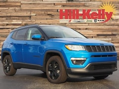 New 2019 Jeep Compass ALTITUDE FWD Sport Utility 79224 for Sale in Pensacola near Milton, FL, at Hill Kelly Dodge Chrysler Jeep Ram