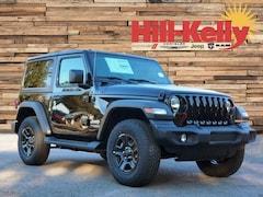 New 2018 Jeep Wrangler SPORT 4X4 Sport Utility for Sale in Pensacola near Milton, FL, at Hill Kelly Dodge Chrysler Jeep Ram
