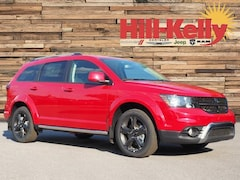 New 2018 Dodge Journey CROSSROAD Sport Utility 78438 for Sale in Pensacola near Milton, FL, at Hill Kelly Dodge Chrysler Jeep Ram