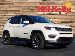 New 2019 Jeep Compass HIGH ALTITUDE FWD Sport Utility 79410 for Sale in Pensacola near Milton, FL, at Hill Kelly Dodge Chrysler Jeep Ram