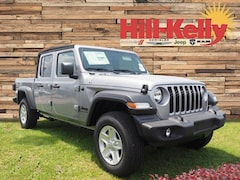 New 2020 Jeep Gladiator SPORT S 4X4 Crew Cab 70012 for Sale in Pensacola near Milton, FL, at Hill Kelly Dodge Chrysler Jeep Ram