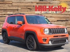 New 2019 Jeep Renegade ALTITUDE FWD Sport Utility 79911 for Sale in Pensacola near Milton, FL, at Hill Kelly Dodge Chrysler Jeep Ram