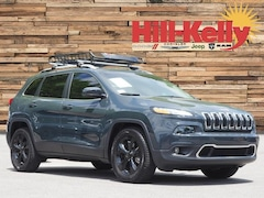 Used 2018 Jeep Cherokee Limited FWD SUV T7802441 for Sale near Gulf Breeze, FL, at Hill-Kelly Dodge Chrysler Jeep Ram
