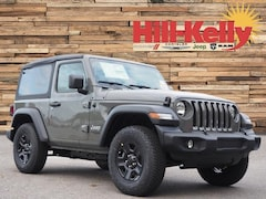 New 2018 Jeep Wrangler SPORT 4X4 Sport Utility 780477 for Sale in Pensacola near Milton, FL, at Hill Kelly Dodge Chrysler Jeep Ram