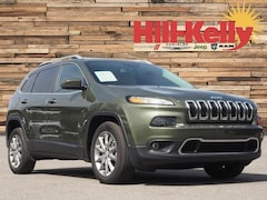 Used 2018 Jeep Cherokee Limited FWD SUV 3976 for Sale near Gulf Breeze, FL, at Hill-Kelly Dodge Chrysler Jeep Ram