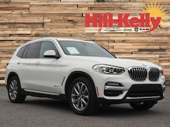 Used 2018 BMW X3 xDrive30i SAV T7804931 for Sale in Pensacola at Hill Kelly Dodge Chrysler Jeep Ram