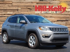New 2019 Jeep Compass LATITUDE FWD Sport Utility 79208 for Sale in Pensacola near Milton, FL, at Hill Kelly Dodge Chrysler Jeep Ram