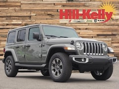 New 2019 Jeep Wrangler UNLIMITED SAHARA 4X4 Sport Utility 79459 for Sale in Pensacola near Milton, FL, at Hill Kelly Dodge Chrysler Jeep Ram