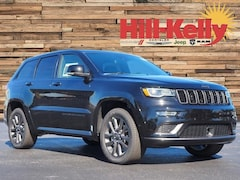 New 2019 Jeep Grand Cherokee HIGH ALTITUDE 4X2 Sport Utility 79418 for Sale in Pensacola near Milton, FL, at Hill Kelly Dodge Chrysler Jeep Ram