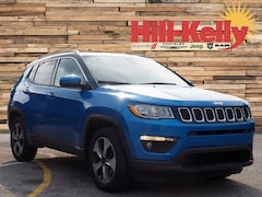 Used 2018 Jeep Compass Latitude FWD SUV L4021 for Sale near Gulf Breeze, FL, at Hill-Kelly Dodge Chrysler Jeep Ram