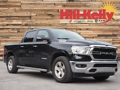 Used 2019 Ram 1500 Big Horn/Lone Star Truck Crew Cab T7804461 for Sale near Milton, FL, at Hill-Kelly Dodge Chrysler Jeep Ram