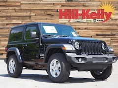 New 2019 Jeep Wrangler SPORT S 4X4 Sport Utility for Sale in Pensacola near Milton, FL, at Hill Kelly Dodge Chrysler Jeep Ram